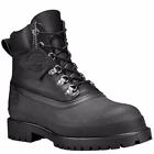 Timberland Men's Icon Black 6 Inch Premium Duck Boots Style A1LWA Retal $190