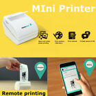 Wireless WiFi Pocket Printer Thermal Paper Phone APP Photo Printing Label Print