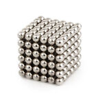 3/4mm 216pcs Magnet Ball Magic Beads 3D Puzzle Ball  Sphere Magnetic Kid Toys