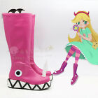 Star vs.the Forces of Evil Princess Star Butterfly Magic Cosplay Shoe Boots
