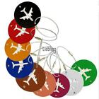 Luggage Tags Privacy Cover Travel Suitcase Bag ID Tag Labels Travel LEBB