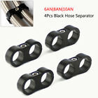 6AN 8AN 10AN Hose End Fitting Adapter Hose Separator for Oil/Gas/Fuel Line Hose