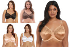 Elomi Cate Underwire Full Cup Banded Bra 4030 Pecan Ladies New Various Sizes