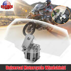 US Clip On Windshield Extension Spoiler For BMW R1200GS R1200RT F800G  On Sale!!