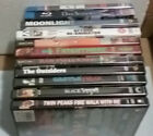 MIXED LOT *CHOOSE RARE & CULT DVDS/BLURAY/3D 70S 80S 90S HORROR WESTERN DRAMA TV