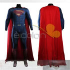 Movie Superman VS Batman Superman Printing Cosplay Costume Dress Party Prop