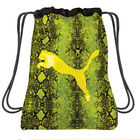 PUMA Neon Jungle Carry Sack Lime PMAT1031Lime