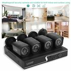 Security Cam System 1080P Wireless DVR Yit HD IR Home WIFI CCTV In/Outdoor LOT Y