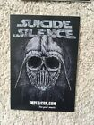 Impericon Skateboard Rock/Metal Stickers Bands