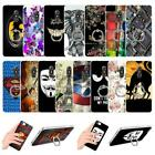 """For Alcatel A7 5090 5090Y 5.5"""" Soft Stand Ring Case Cover Batman Angry Eye Cat"""