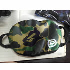 Bape STYLE Shark Black Face Mask Camouflage Mouth ayo teo 3 day NO BRAND NAME