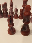 Chess Set / Pieces Extra Queens Included Custom Fun Colors Educational Games