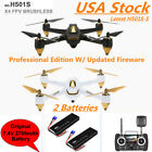 Hubsan H501S X4 RC Quadcopter Brushless 5.8G FPV 1080P Headless GPS Follow Me US