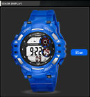 Hot  LED Multifunction Military Men's Sports Watch LED Digital Wrist Watch CheapWristwatches - 31387