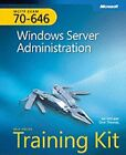 MCITP Self-Paced Training Kit (Exam 70-646): Windows Server Administration: Used