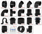 Polypipe 32mm Solvent Weld Waste Fittings in Black