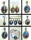 LES MISERABLES MUSICAL NECKLACE PENDANT KEYRING CHARM BRACELET EARRINGS