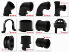 Polypipe 50mm Push Fit Waste Pipe Fittings in Black