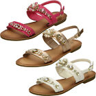 Wholesale Girls Sandals 16 Pairs Sizes 10-2  HW0273