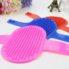 Pet Cleaning Massaging Grooming Bath Brush Comb Cats Dogs Horses & Other Animals
