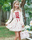 LIZ LISA - Cat cherry dress (kawaii print lolita dress)