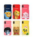 KAKAO FRIENDS 3D Slim Bumper Phone Case Cover For Samsung Galaxy Note 8