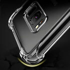 Shockproof Clear Silicone TPU Case Cover For Samsung Galaxy Note 8 S8 Plus