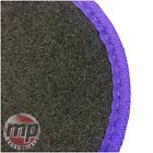 Black Carpet Car Floor Mats Tailored to Perfectly fit Fiat Ducato Motorhome 07>