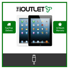 Apple iPad 4 -16/32/64GB - WiFi or 3G - 9.7in - Black or White - Various Grades  <br/> 12 Months Warranty - FREE UK SHIPPING - TOP UK SELLER