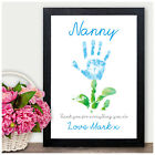 PERSONALISED Mothers Day Gifts NANNY NANA NAN GRANNY GRAN Birthday Christmas Her