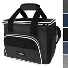 Insulated Large Lunch Bag Mini Cooler With Shoulder Strap for Travel Men Women