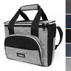 Premium Insulated Lunch Bag Mini Cooler With Shoulder Strap by OPUX Picnic Food