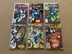 Venom Lethal Protector #1 2 3 4 5 6 Complete Series Run Set Lot 1-6 Spider-Man
