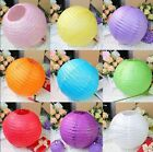 "6"" 8"" 12"" 16"" Chinese Paper Lantern Home Wedding Party Decor Lampshade"