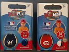 """Y'allBall Cincinnati Reds Milwaukee Brewers 18"""" Inflatable Ball ~ Free Shipping on Ebay"""