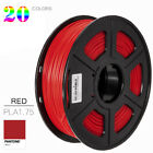 3D Printer Filament PLA PLA+ 1.75mm +/-0.02mm 1KG/0.5KG 20+ colors Mel Stock