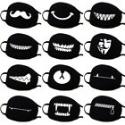 US Fashion Unisex Health Cycling Anti-Dust Cotton Mouth Face Mask Respirator