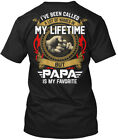 Papa Is My Favorite Perfect Gift - I've Been Called A Hanes Tagless Tee T-Shirt