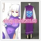 Hot!! NEW Toriel Goat Mom Cosplay Costume from Undertale COS