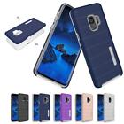 For Samsung Galaxy S9 / S9 Plus Defender Case Shockproof Box Slim Armor Cover