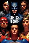Justice League - MARVEL MOVIE POSTER / PRINT 18''X26'' 24''X36'' JL002