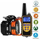 Внешний вид - Waterproof Electric 800m Remote Pet Trainer Shock Training Collar for 1 or 2 Dog