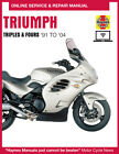 1997 Triumph Trophy 900 Haynes Online Repair Manual - Select Access $12.99 USD on eBay