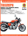 2008 Triumph Thruxton Haynes Online Repair Manual - Select Access $12.99 USD on eBay