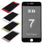 Clear 3D Anti-Glare Matte Tempered Glass Screen Protector For iPhone 7 6 Plus