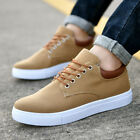 Mens Sports Shoes Low Top Sneakers Comfortable Lace Up Casual Breathable Flats