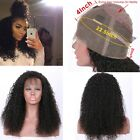Curly 360 Wig Pre Plucked Brazilian Remy Human Hair Wigs Curly Hair Lace Wig 150