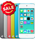 Apple iPod Touch 5th Generation MP3 Player 16GB 32GB 64GB Silver Black Red Blue