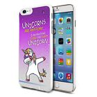 Awesome Funky Unicorn Dab Phone Case Cover for Various Mobile Phones - 01