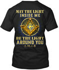 Freemason The Light Inside - May Me G Be Around You Hanes Tagless Tee T-Shirt